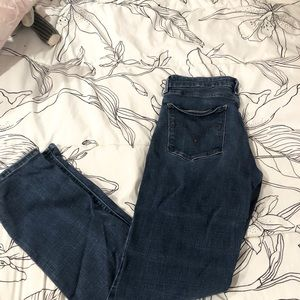 Levi Curvy Skinny Jeans